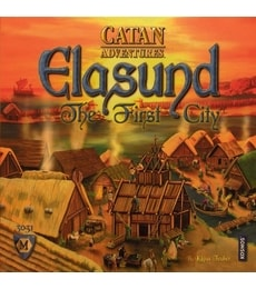 Produkt Elasund: The First City