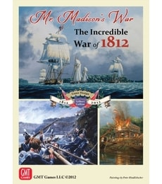 Produkt Mr. Madison's War: The Incredible War of 1812
