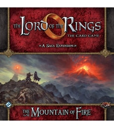 Produkt The LOTR: LCG - The Mountain of Fire