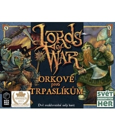Produkt Lords of War: Orkové proti trpaslíkům