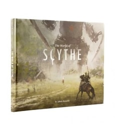 Produkt The World of Scythe (kniha)