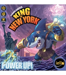 Produkt King of New York: Power Up