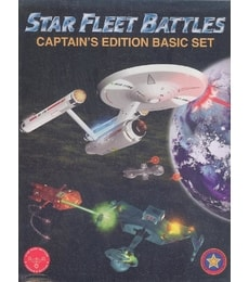 Produkt Star Fleet Battles: Captain's Edition Basic Set