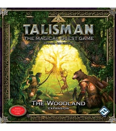 Produkt Talisman - The Woodland Expansion