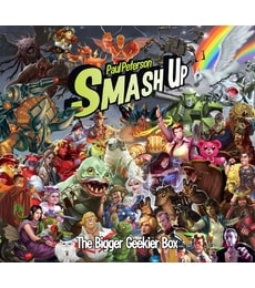 Produkt Smash Up: The Bigger Geekier Box