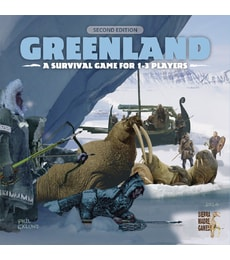 Produkt Greenland - Second Edition