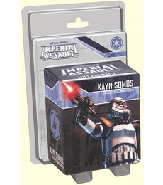 Produkt Imperial Assault Villain Pack: Kayn Somos