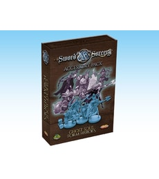 Produkt Sword & Sorcery: Accessory Pack - Ghost Soul From Heroes