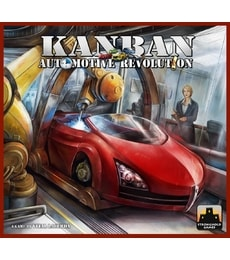 Produkt Kanban: Automotive Revolution