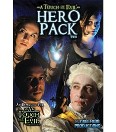 Produkt A Touch of Evil: Hero Pack 2