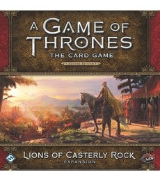 Produkt A Game of Thrones - Lions of Casterly Rock Expansion