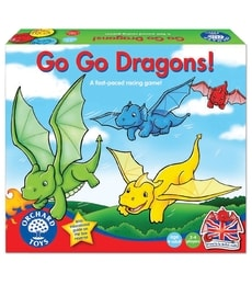 Produkt Draci, do toho! (Go go Dragons!)