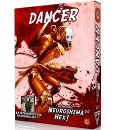 Produkt Neuroshima Hex! 3.0: The Dancer