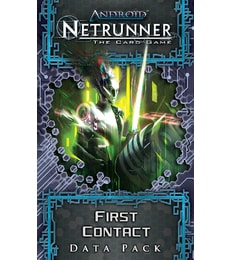 Produkt Netrunner: First Contact Data Pack
