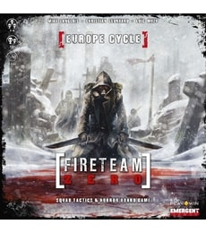 Produkt Fireteam Zero: The Europe Cycle