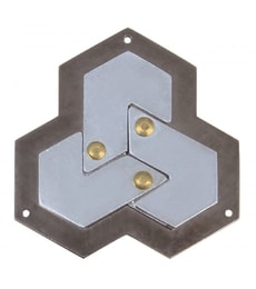 Produkt Hanayama Cast Hexagon - hlavolam
