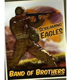 Produkt Band Of Brothers: Screaming Eagles