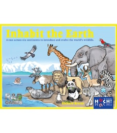 Produkt Inhabit the Earth