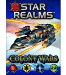 Produkt Star Realms: Colony Wars