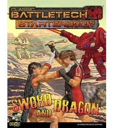 Produkt Battletech: Sword & Dragon