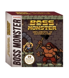 Produkt Boss Monster: Implements of Destruction