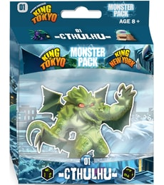 Produkt King of Tokyo/New York: Cthulhu