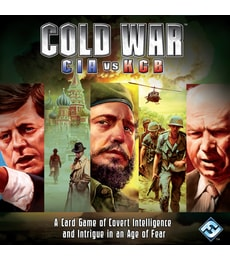 Produkt Cold War: CIA vs KGB