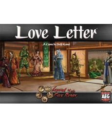 Produkt Love Letter: Legend of the Five Rings