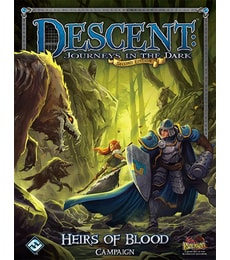 Produkt Descent: Heirs of Blood - Campaign
