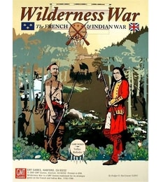 Produkt Wilderness War - The French & Indian War