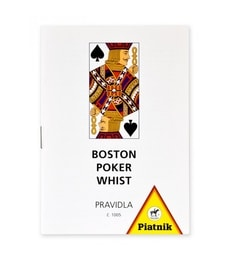 Produkt Pravidla Boston, Poker, Whist