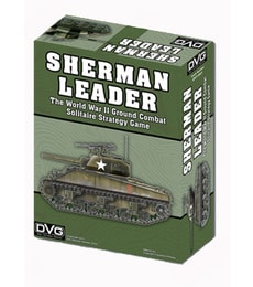 Produkt Sherman Leader (+Tiger Leader Upgrade Kit)