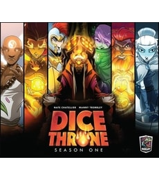 Produkt Dice Throne: Season One