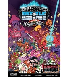 Produkt Epic Spell Wars of the Battle Wizards: Panic at the Pleasure Palace