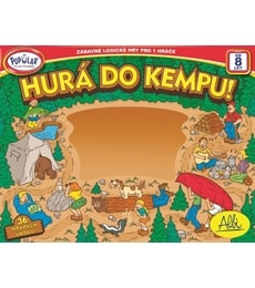 Produkt Hurá do kempu! (Popular)