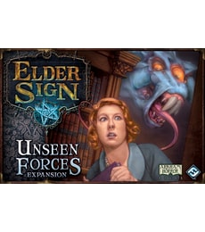 Produkt Elder Sign: Unseen Forces Expansion