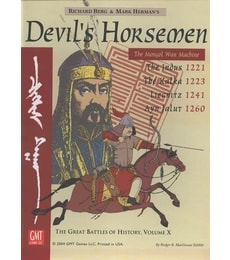 Produkt Devil's Horsemen: The Mongol War Machine