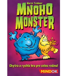 Produkt Mnoho monster