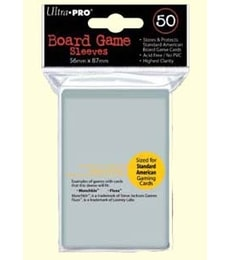 Produkt Obaly na karty UltraPro: American Board Game Sleeves