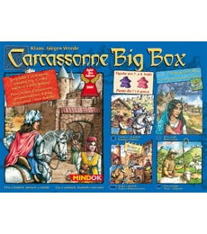 Produkt Carcassonne - BIG BOX