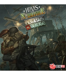Produkt Heroes of Normandie: Pegasus Bridge