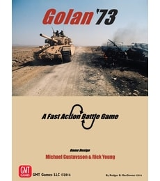Produkt Golan `73: A Fast Action Battle Game