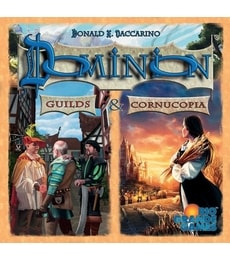 Produkt Dominion: Guilds and Cornucopia