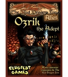 Produkt The Red Dragon Inn Allies: Ozrik the Adept