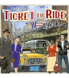Produkt Ticket to Ride: New York