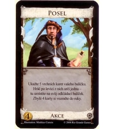 Produkt Dominion: Posel