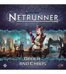 Produkt Netrunner: Order and Chaos Expansion