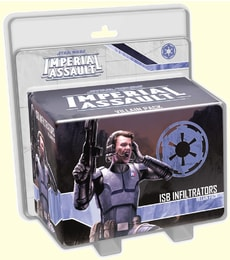 Produkt Imperial Assault Ally Pack: ISB Infiltrators