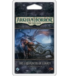 Produkt Arkham Horror: The Card Game - The Labyrinths of Lunacy