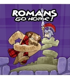Produkt Romans Go Home!